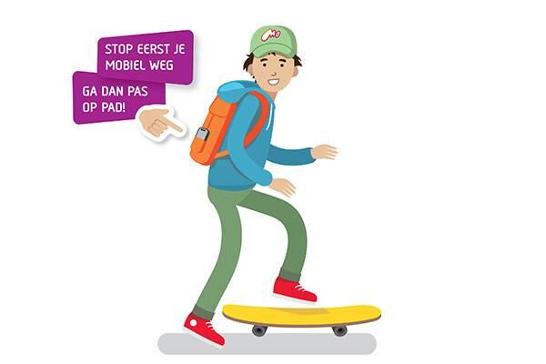 MONO – Stop weg, stap op!