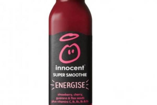Nieuwe fabriek Innocent Drinks