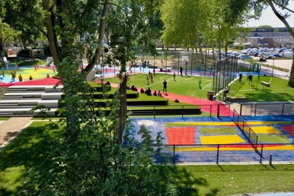 Corona verhoogt druk op speelplekken in de openbare ruimte